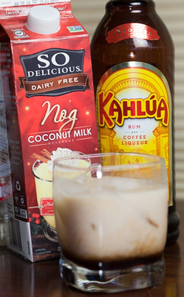 Coconut Nog White Russian