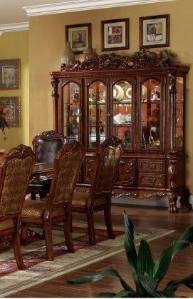 Dresden Dining Buffet And Hutch By Acme Furniture 137999