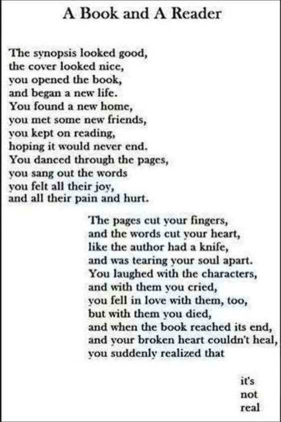 This will always be my favorite poem