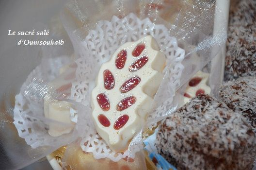 Gâteau Algérien 2016 la feuille