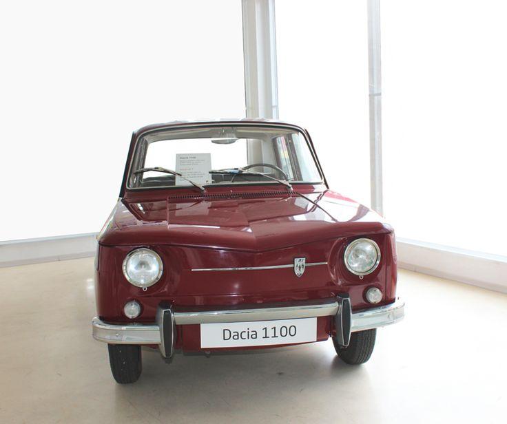 Astăzi sărbătorim 47 de ani de când am lansat prima mașină Dacia.