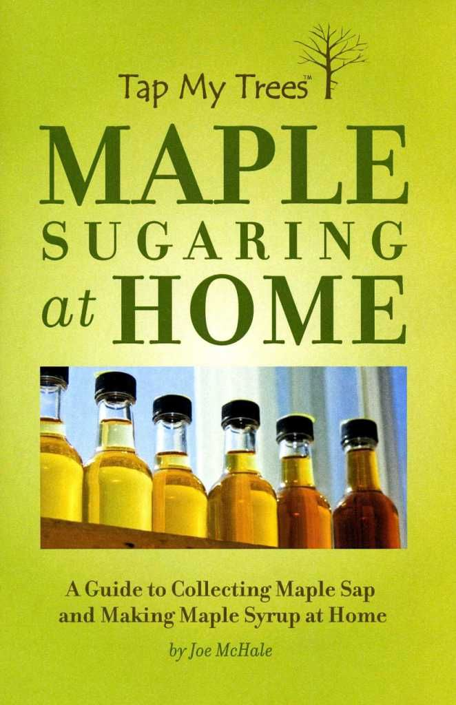 Great book and kit for maple syrup tapping. Comes with everything you need to tap 3 maple trees. Super holiday gift.