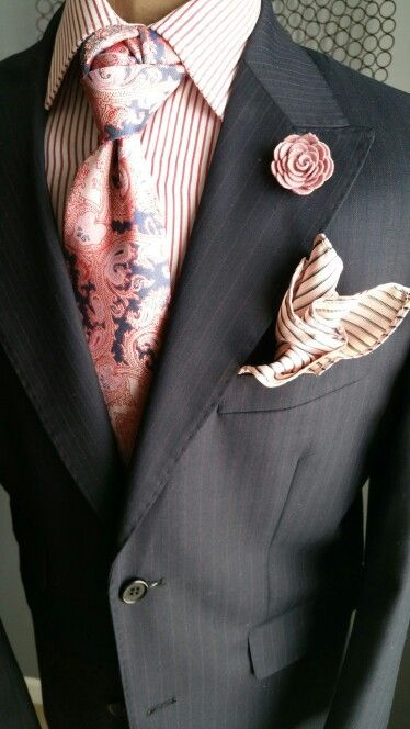 Men's Fashions & Men's Trendy Clothes: Nice tie!   Someday❤❤❤   Pinterest   Groom Outfit,...