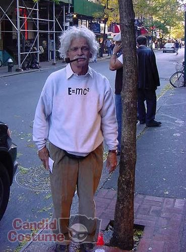 Albert Einstein, Historical Figures  simple easy