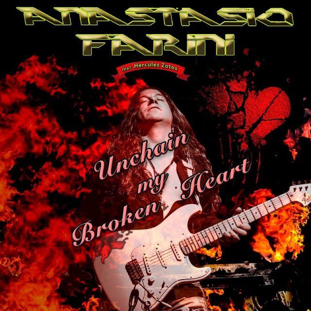Chitarra Rovente: Torna con un nuovo singolo grande chitarrista grec...