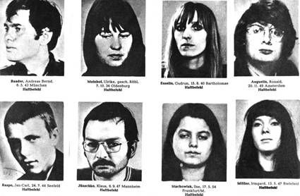 """The Turbulent Life of Ulrike Meinhof and the RAF-On May 14th 1970, Andreas Baader imprisoned for setting fire to two department stores, was allowed to meet the journalist, Ulrike Meinhof, at the German Central Institute for Social Questions (""""Deutsches Zentralinstitut für Soziale Fragen"""") to write a book together about young offenders. However, during this """"meeting"""" Baader was forcefully liberated, which marks the birth of the Baader-Meinhof Group also known as the Baader-Meinhof Gang and…"""