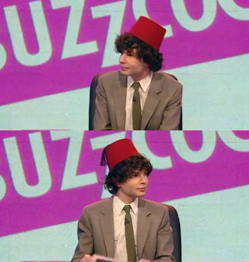 This episode was ridiculous. My face literally hurt from laughing so hard. #NMTB #SimonAmstell
