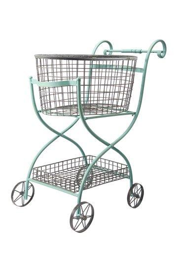 Toulouse Shopping Cart on HauteLook