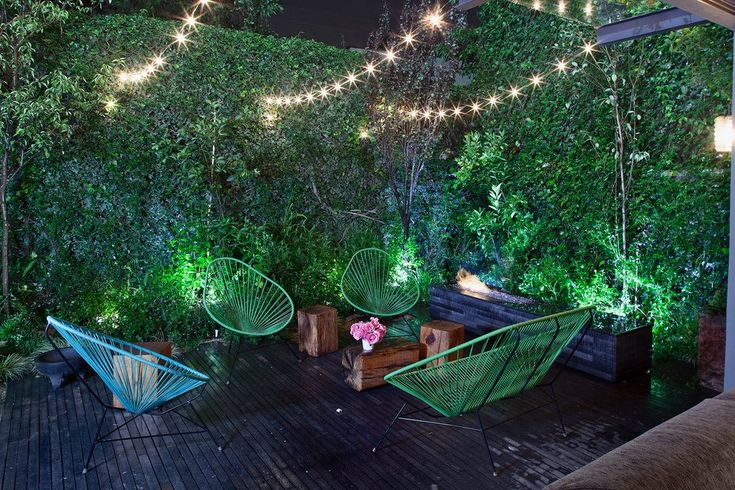 Wonderful solar fairy lights for garden deck contemporary with patio furniture wicker   rattan outdoor bar stools