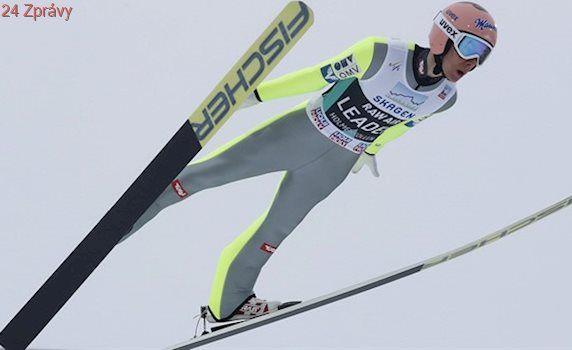 Kraft vyhrál Světový pohár skokanů na lyžích, Koudelka byl 20. ve finále
