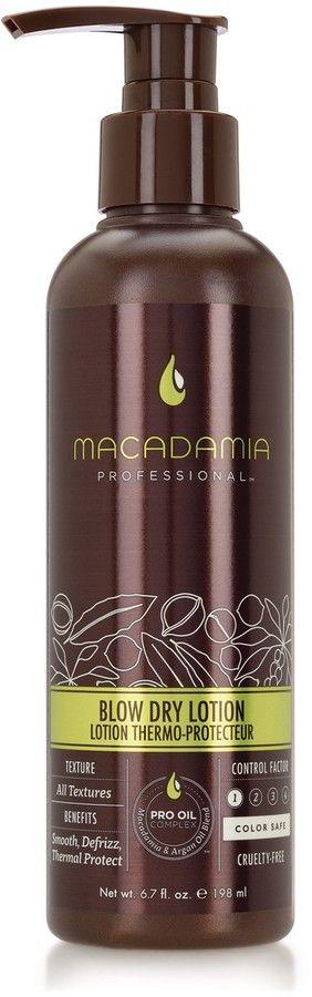 Macadamia Hair Macadamia Professional Blow Dry Lotion