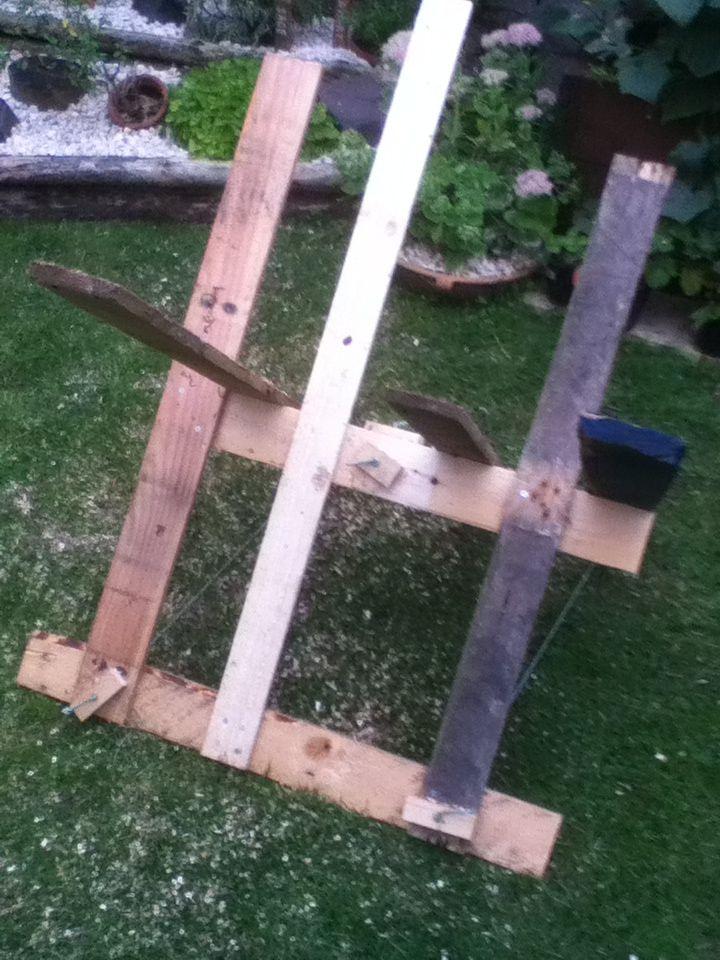 Wood Storage Ideas Firewood Rack