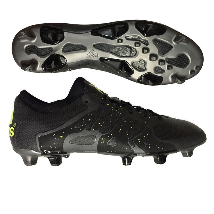 The black Adidas X 15.1 FG/AG soccer cleats help you create chaos on the field. With a stylish reflective cage, these soccer boots will surely turn some heads. Get your pair today at SoccerCorner.com  http://www.soccercorner.com/Adidas-X-15-1-FG-AG-Soccer-Cleats-p/sm-adb32781.htm