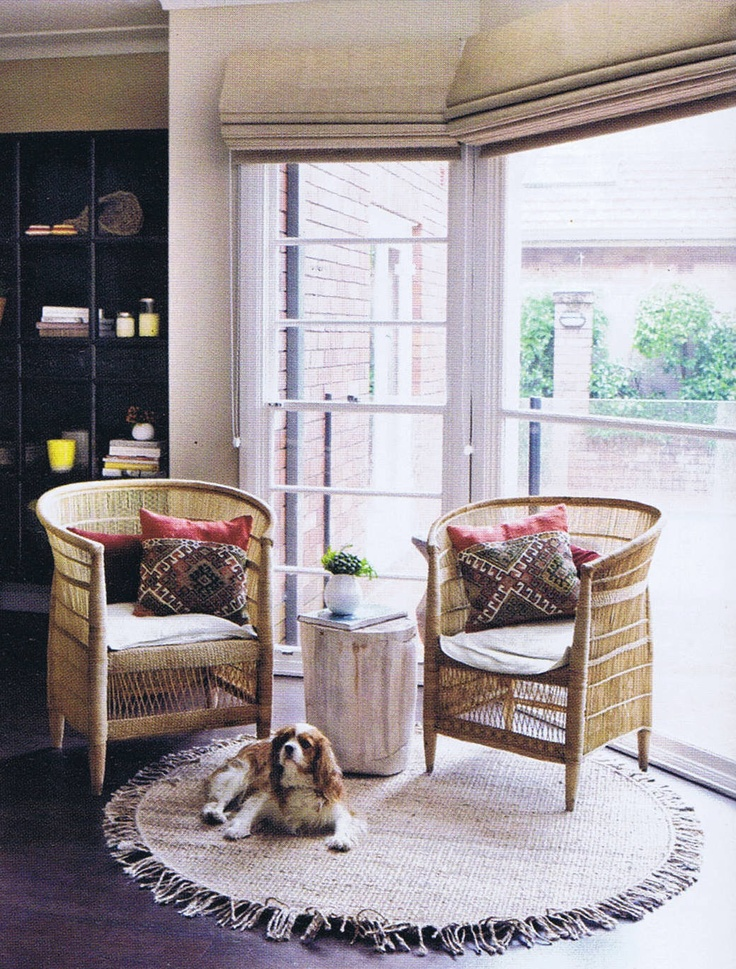 House and Garden Magazine Australia, July 2012. Get your Malawi furniture from www.toguna.co.za