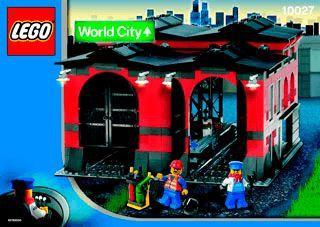 LEGO City Trains - Consignes de construction - LEGO.com
