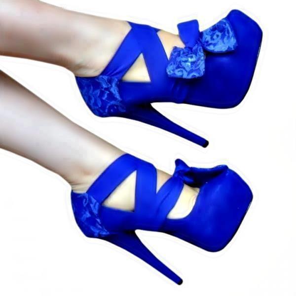 blue: Heels Condom, Dresses Up, Woman Shoes, Black Heels, Blue Shoes, Lace Shoes, Something Blue, Blue Su Shoes, Conver Pieces