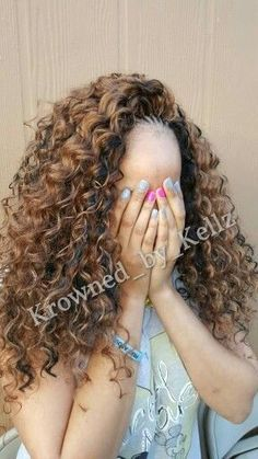Crochet Braids w/Freetress Go Go Curl