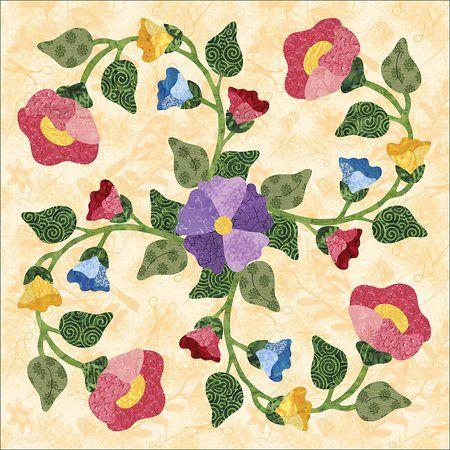 P3 Designs: Shop   Category: Forever Blooming 2014 BOM   Product: P3-2117 BOM Rose Vine