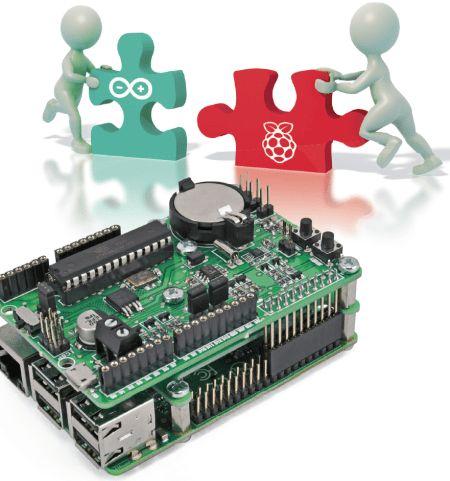 RandA: Merging Raspberry Pi and Arduino | Open Electronics