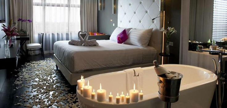 Escape to the luxe L Hotel Seminyak in Bali for a romantic holiday! Make the most of your customisable room (pillow menu, anyone?) and your personal butler to help fine tune the perfect stay for two!   3 days left on private sale at 40% off: TheLuxeNomad.com