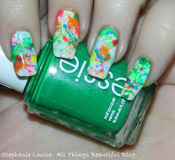 Mejores 108 imágenes de Nail polish en Pinterest | Belleza, Clavos ...
