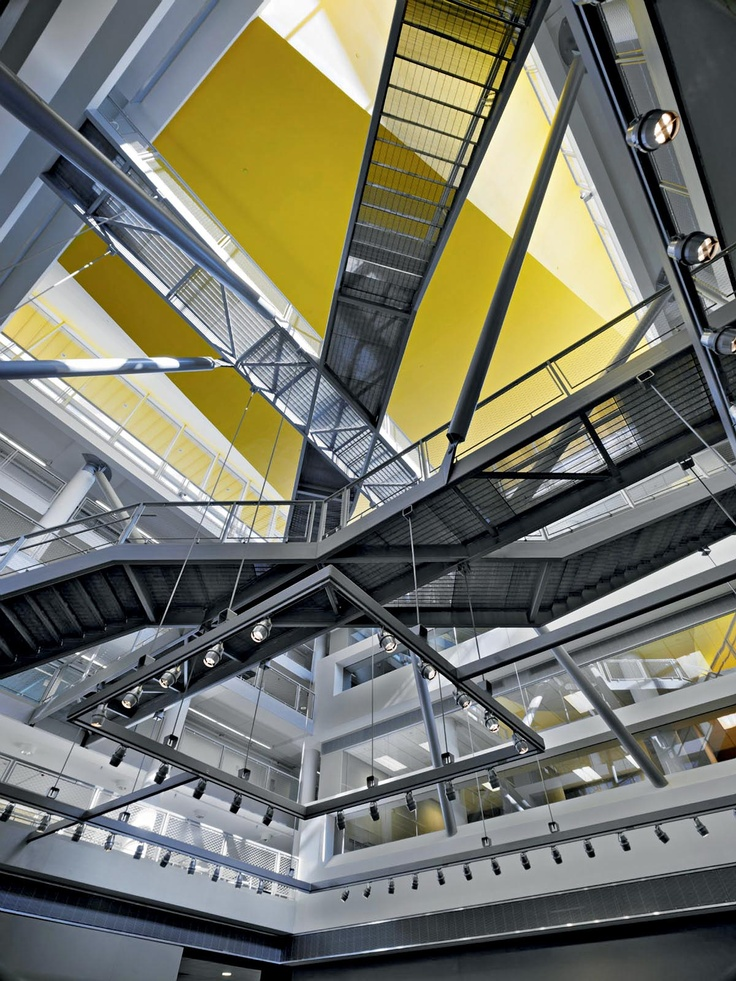 Ccny Architecture: Rafael Viñoly Architects :: The City College Of New York