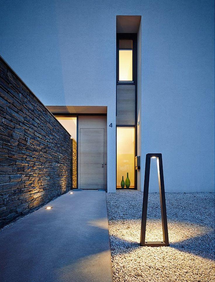 Deslumbre-se com a iluminação LED para o seu jardim...