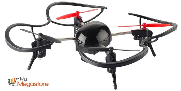 Micro Drone 3.0 WiFi Kamera Bundle 55 km/h RC Quadrocopter