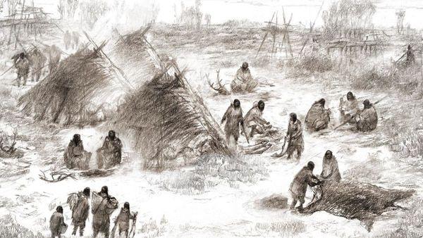 """El análisis del ADN de una bebé que murió hace 11.500 años dio luz a una nueva teoría de cómo se pobló América  Los científicos lograron secuenciar el genoma completo del fósil y concluyeron que """"los ancestros de los amerindios proceden todos de una misma población llegada por un único movimiento migratorio"""" durante la era glaciar VER MAS"""