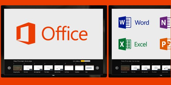 Get free Training from MS - MS Office: Word, Excel, Power Point, Outlook, One Note -- Review new upgrades here first.