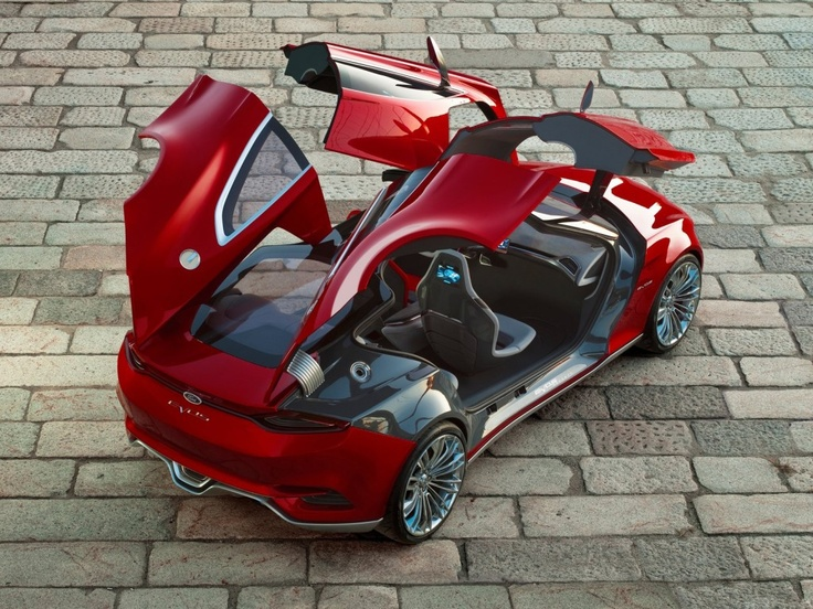 Ford Concept Cars 2014 Pics