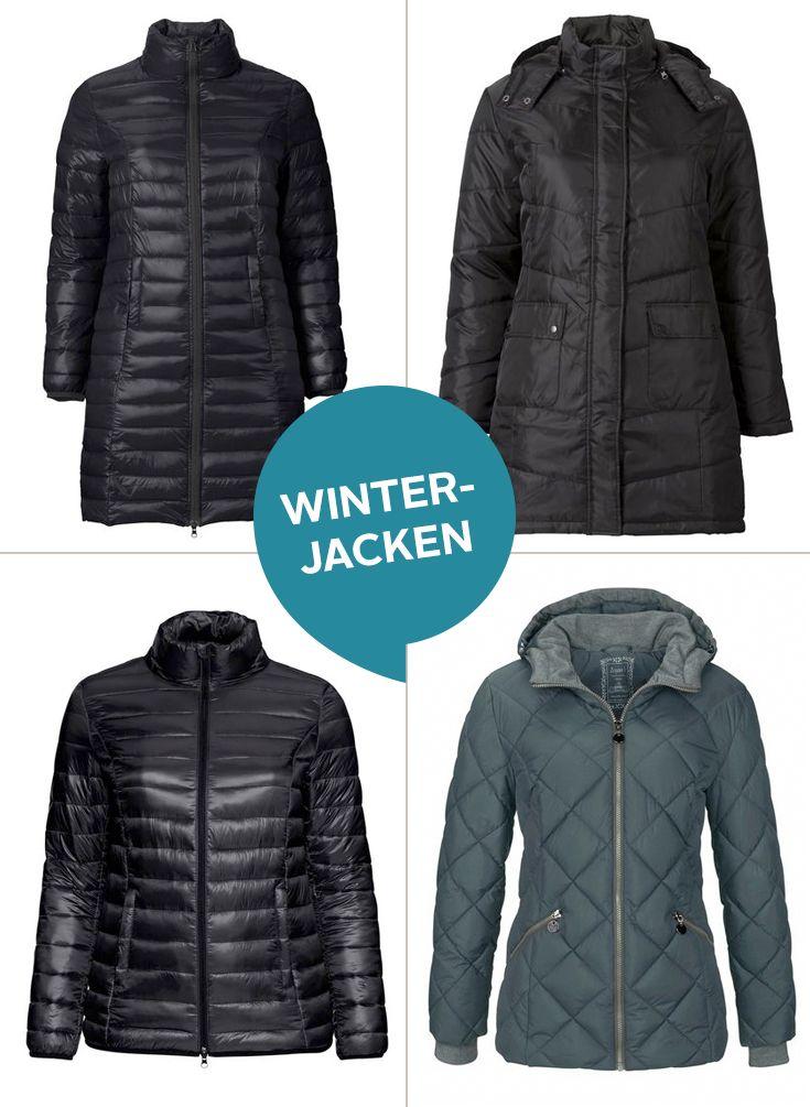Ob als Jacke oder Kurzmantel – mit den angenehm leichten und warmen Steppjacken von sheego Casual und Boysen's zeigen wir den frostigen Temperaturen einfach die kalte Schulter!