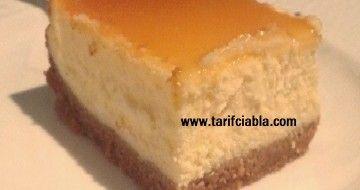 karamelli cheesecake tarifciabla