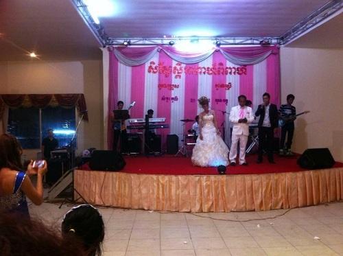 Кхмерская свадьба!
