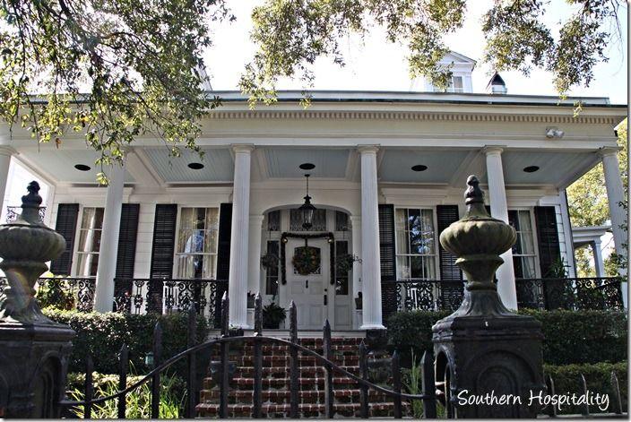 Garden District Walking Tour New Orleans Gardens