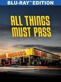 All Things Must Pass: The Rise and Fall of Tower Records [Blu-ray] [2015]