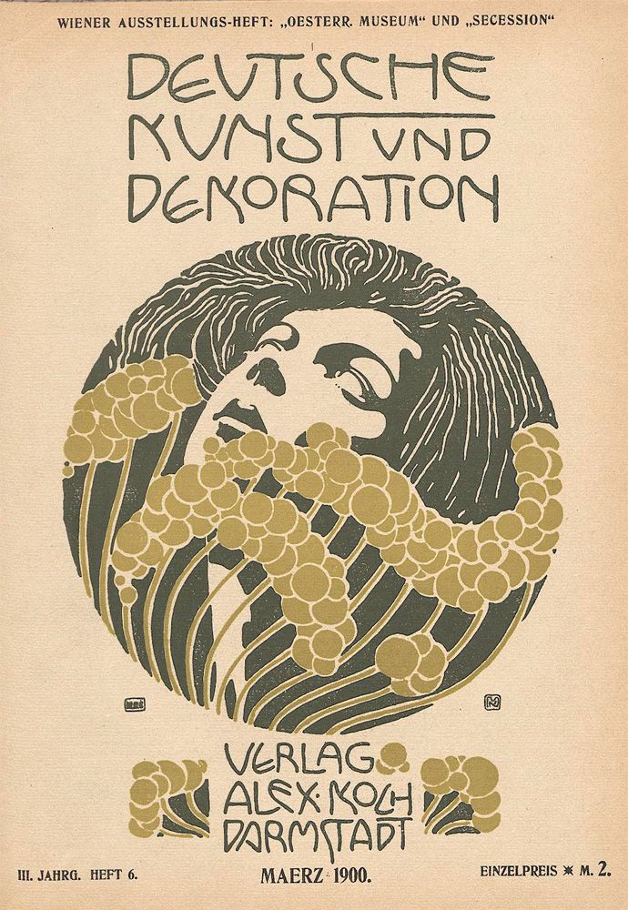 Illustration as it used to be... - Various cover illustrations by Hans Christiansen...
