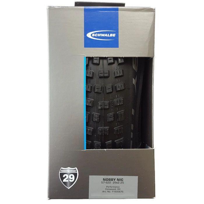 Schwalbe Nobby Nic Performance DC 29x2.25 HS 463 MTB Folding Tire!!  #Schwalbe