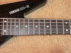 Yamaha Bass Guitar History