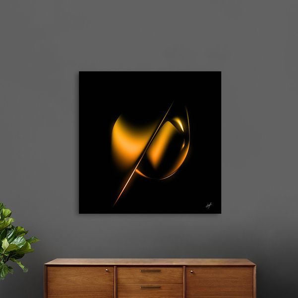 Discover «Blade», Numbered Edition Canvas Print by Konstantin Sevostyanov - From $49 - Curioos