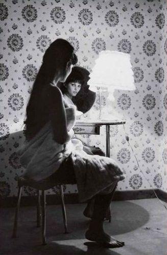 Mario De Biasi, Claudia Cardinale, Rome, 1959