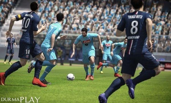 http://www.durmaplay.com/News/haftanin-en-iyi-golleri-raund-23   EA Kanada tarafindan gelistirilen ve EA Sports etiketiyle ünlü spor ve futbol simülasyon oyunu serisi FIFA'nin 22 oyunu olarak oyuncularla bulusturulan FIFA 15 oyuncularla birlikte her yeni haftaya bir önceki haftanin en iyi golleri ile girmeye devam ediyor