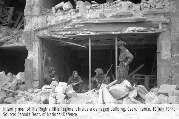 WWII Canadian Battlefields: Paris to Berlin tour