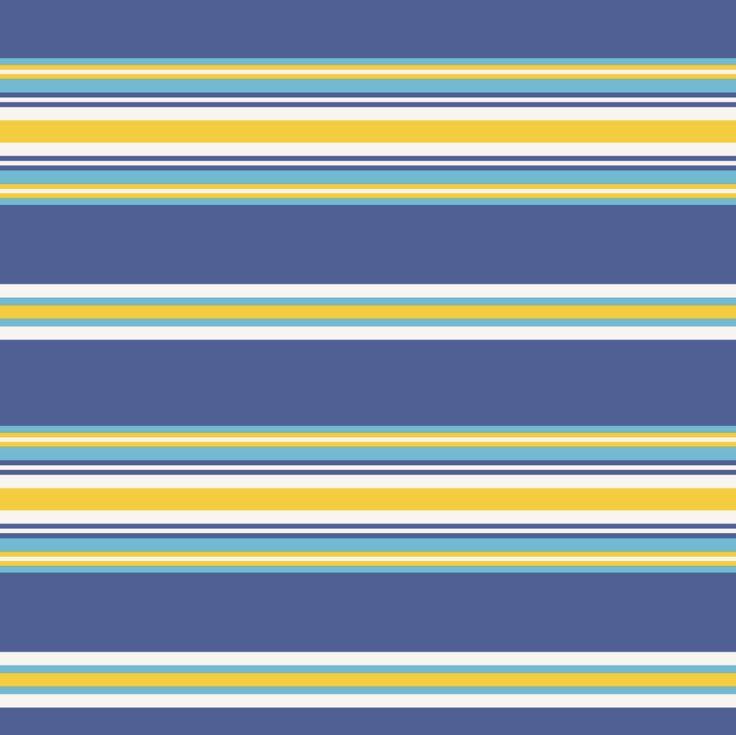 """""""Blu barre"""", grafica di TheColorSoup    #stripes #colors #graphics #design"""