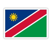 Namibia Flag Stickers