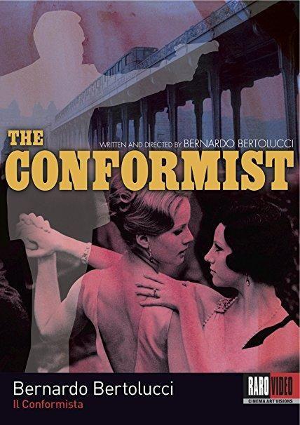 Jean-Louis Trintignant & Stefania Sandrelli & Bernardo Bertolucci-The Conformist