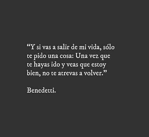 Benedetti ❤