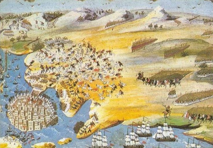 The Third Siege of Missolonghi
