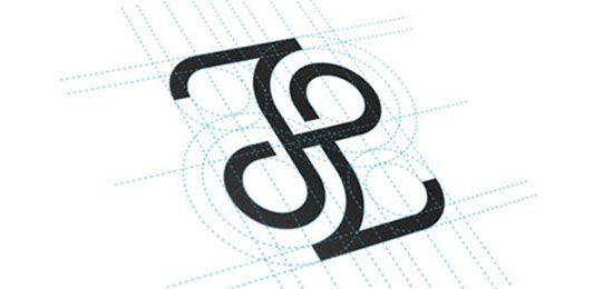 50 logotipos creativos de monogramas para inspiración de diseño – #diseño de inspiración # para # …   – Kochen