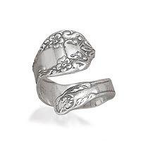 sterling silver rings.